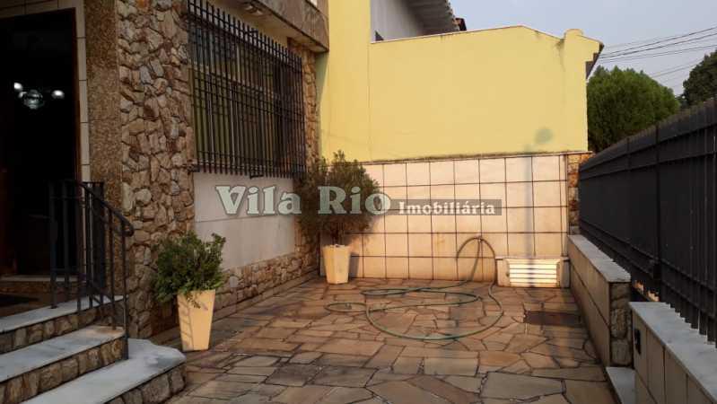 Frente - Casa 6 quartos à venda Vista Alegre, Rio de Janeiro - R$ 950.000 - VCA60004 - 31