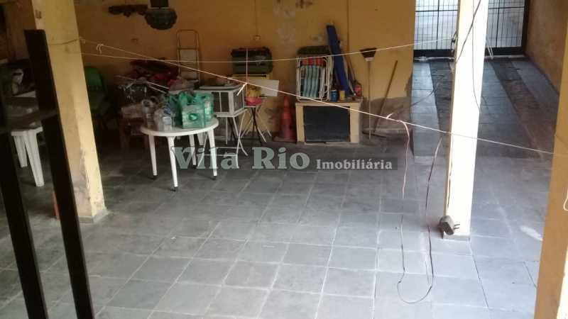 Garagem - Casa 6 quartos à venda Vista Alegre, Rio de Janeiro - R$ 950.000 - VCA60004 - 28