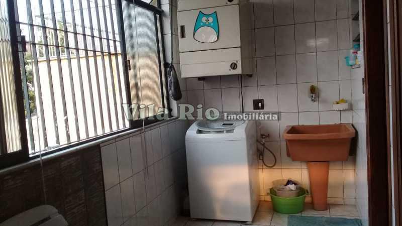 Lavanderia .1 - Casa 6 quartos à venda Vista Alegre, Rio de Janeiro - R$ 950.000 - VCA60004 - 26