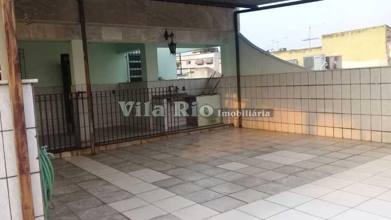 Terraço.1 - Casa 6 quartos à venda Vista Alegre, Rio de Janeiro - R$ 950.000 - VCA60004 - 30