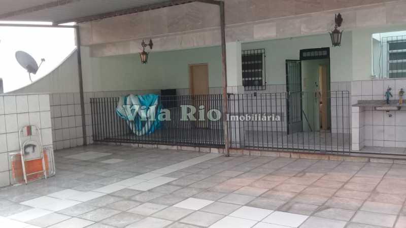 Terraço - Casa 6 quartos à venda Vista Alegre, Rio de Janeiro - R$ 950.000 - VCA60004 - 29