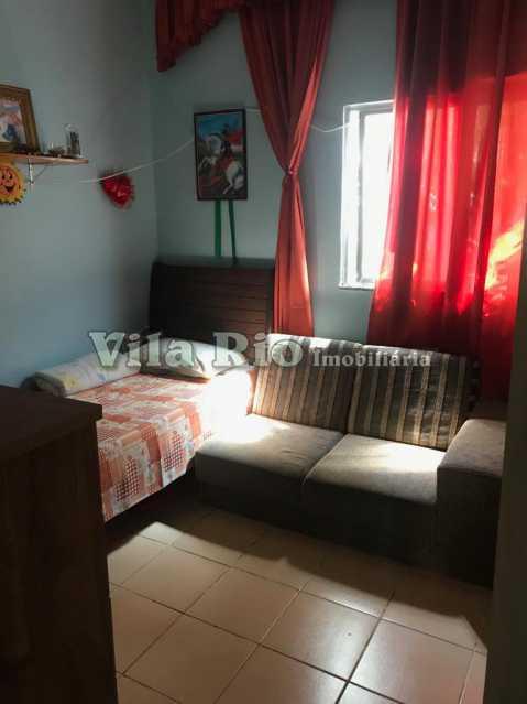 Quarto2 - Casa 2 quartos à venda Vila da Penha, Rio de Janeiro - R$ 450.000 - VCA20046 - 8