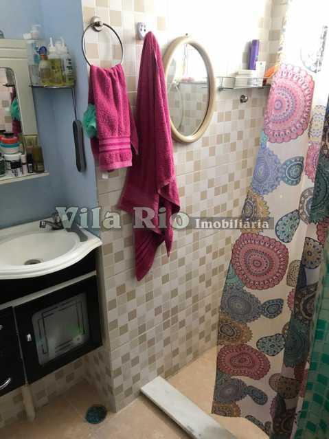 Banheiro Suite - Casa 2 quartos à venda Vila da Penha, Rio de Janeiro - R$ 450.000 - VCA20046 - 11