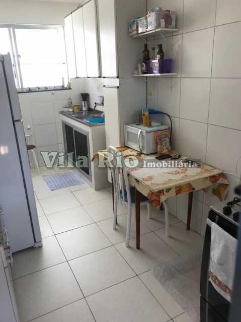 Cozinha - Casa 2 quartos à venda Vila da Penha, Rio de Janeiro - R$ 450.000 - VCA20046 - 17