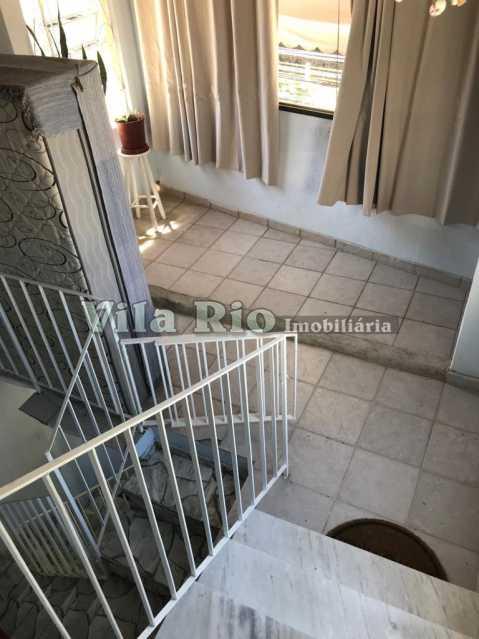 Escada para garagem - Casa 2 quartos à venda Vila da Penha, Rio de Janeiro - R$ 450.000 - VCA20046 - 19