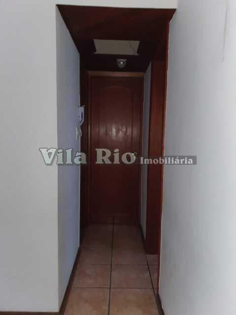 Circulação - Apartamento 2 quartos à venda Engenho da Rainha, Rio de Janeiro - R$ 240.000 - VAP20496 - 10
