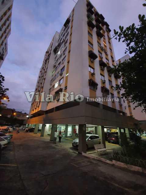 Fachada - Apartamento 2 quartos à venda Engenho da Rainha, Rio de Janeiro - R$ 240.000 - VAP20496 - 15