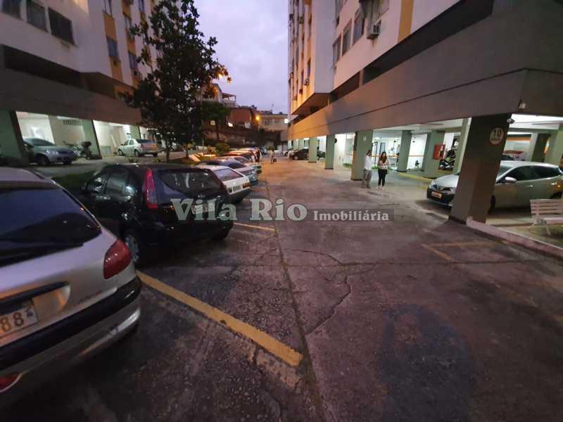 Garagem - Apartamento 2 quartos à venda Engenho da Rainha, Rio de Janeiro - R$ 240.000 - VAP20496 - 16