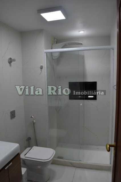 Banheiro - Apartamento 2 quartos à venda Engenho da Rainha, Rio de Janeiro - R$ 240.000 - VAP20496 - 9