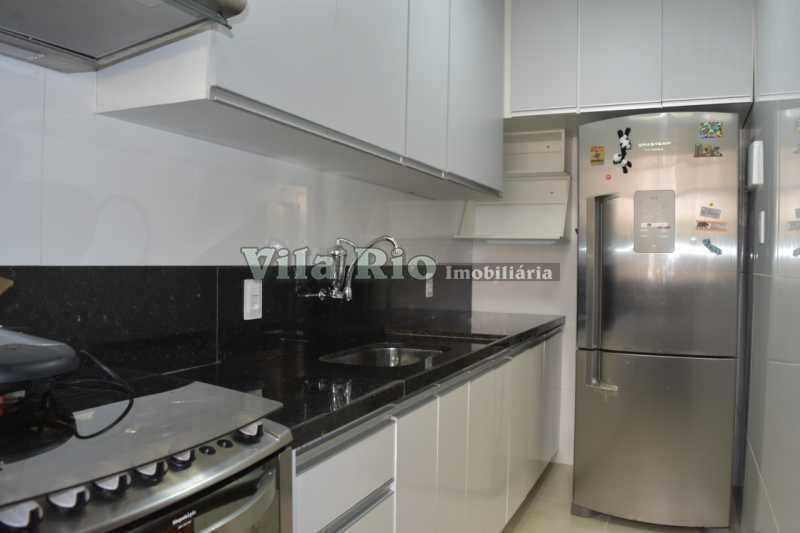 Cozinha 1 - Apartamento 2 quartos à venda Engenho da Rainha, Rio de Janeiro - R$ 240.000 - VAP20496 - 11