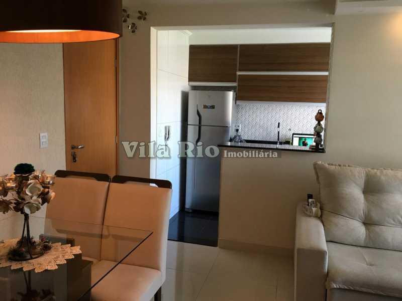 SALA 1 - Apartamento Vista Alegre,Rio de Janeiro,RJ À Venda,2 Quartos,50m² - VAP20500 - 3