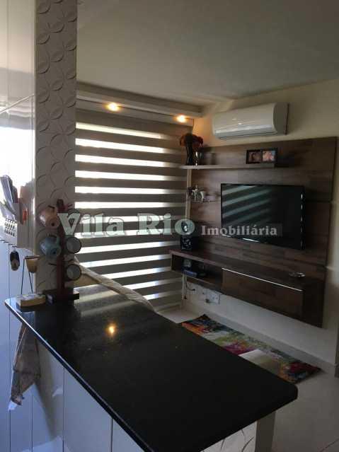 SALA - Apartamento Vista Alegre,Rio de Janeiro,RJ À Venda,2 Quartos,50m² - VAP20500 - 4