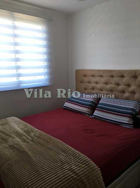 QUARTO 1 - Apartamento Vista Alegre,Rio de Janeiro,RJ À Venda,2 Quartos,50m² - VAP20500 - 5