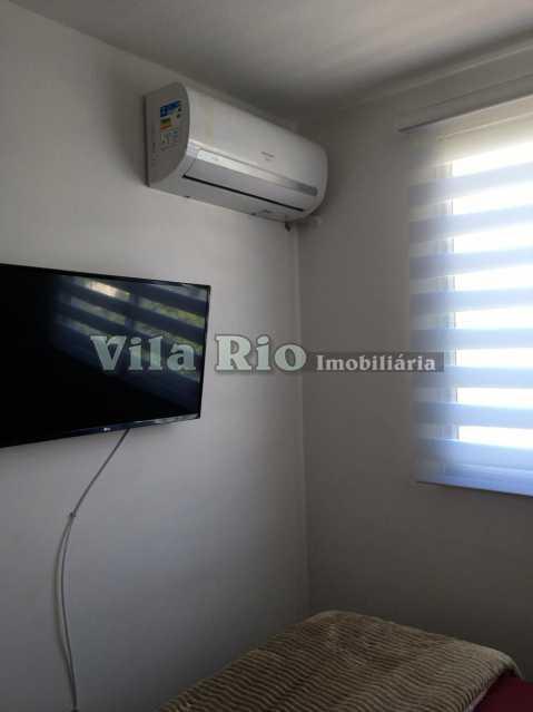 QUARTO 2 - Apartamento Vista Alegre,Rio de Janeiro,RJ À Venda,2 Quartos,50m² - VAP20500 - 6