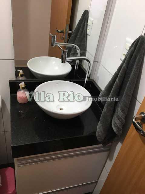 BANHEIRO 1 - Apartamento Vista Alegre,Rio de Janeiro,RJ À Venda,2 Quartos,50m² - VAP20500 - 11