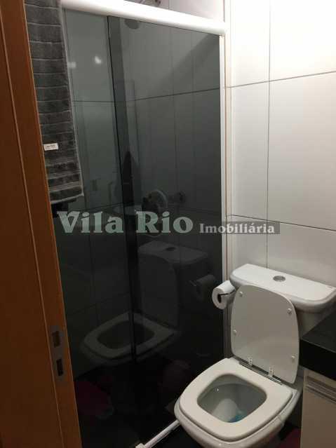 BANHEIRO - Apartamento Vista Alegre,Rio de Janeiro,RJ À Venda,2 Quartos,50m² - VAP20500 - 12