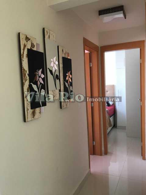 CIRCULAÇÃO - Apartamento Vista Alegre,Rio de Janeiro,RJ À Venda,2 Quartos,50m² - VAP20500 - 13