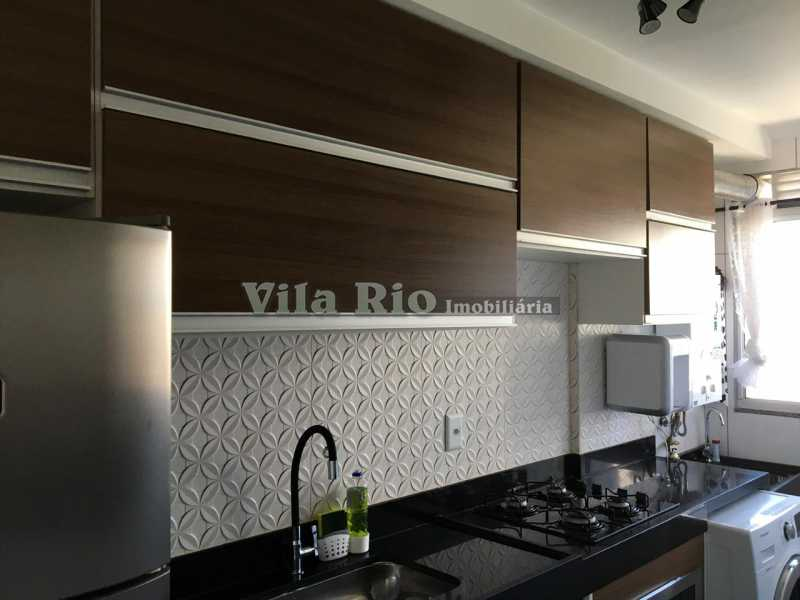 COZINHA 3 - Apartamento Vista Alegre,Rio de Janeiro,RJ À Venda,2 Quartos,50m² - VAP20500 - 15