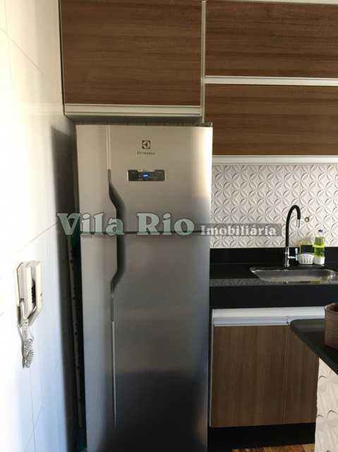 COZINHA - Apartamento Vista Alegre,Rio de Janeiro,RJ À Venda,2 Quartos,50m² - VAP20500 - 16