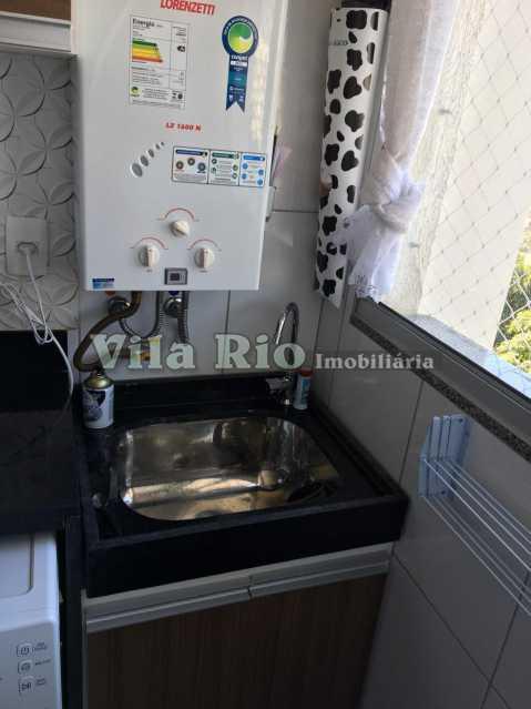 AREA - Apartamento Vista Alegre,Rio de Janeiro,RJ À Venda,2 Quartos,50m² - VAP20500 - 17