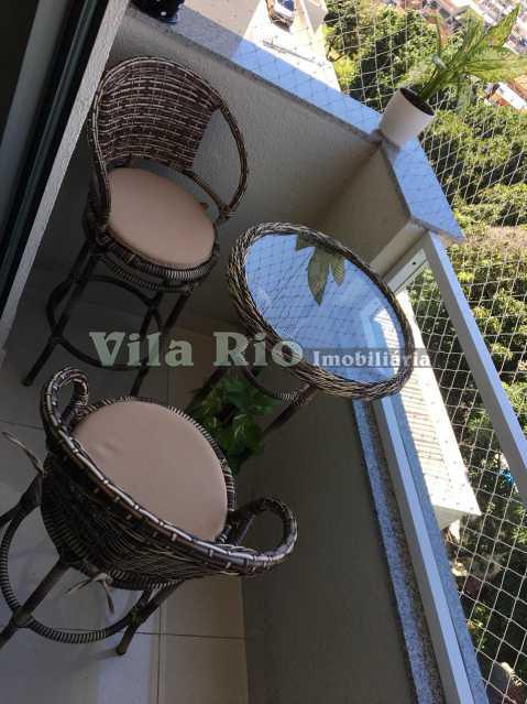 VARANDA - Apartamento Vista Alegre,Rio de Janeiro,RJ À Venda,2 Quartos,50m² - VAP20500 - 18
