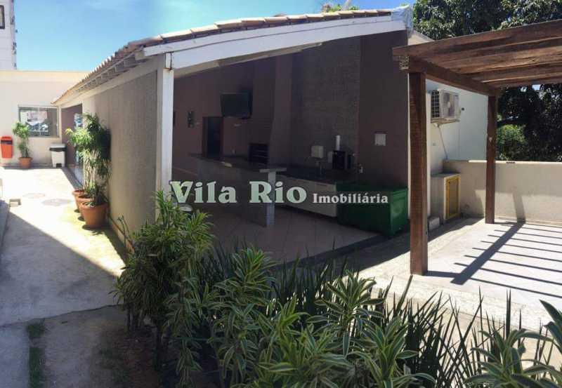CHURRASQUEIRA 1 - Apartamento Vista Alegre,Rio de Janeiro,RJ À Venda,2 Quartos,50m² - VAP20500 - 19