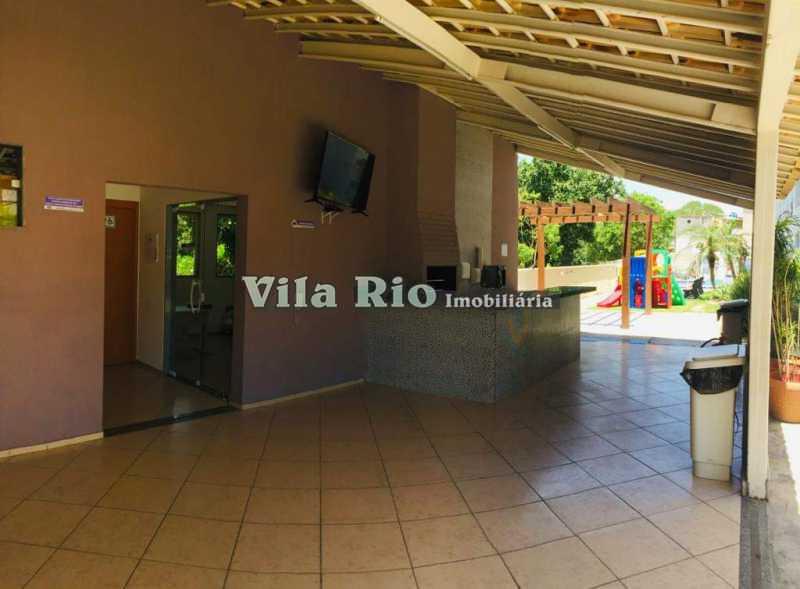 CHURRASQUEIRA 2 - Apartamento Vista Alegre,Rio de Janeiro,RJ À Venda,2 Quartos,50m² - VAP20500 - 20