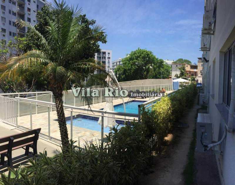 PISCINA - Apartamento Vista Alegre,Rio de Janeiro,RJ À Venda,2 Quartos,50m² - VAP20500 - 24
