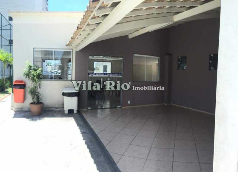 SALÃO DE FESTAS - Apartamento Vista Alegre,Rio de Janeiro,RJ À Venda,2 Quartos,50m² - VAP20500 - 28