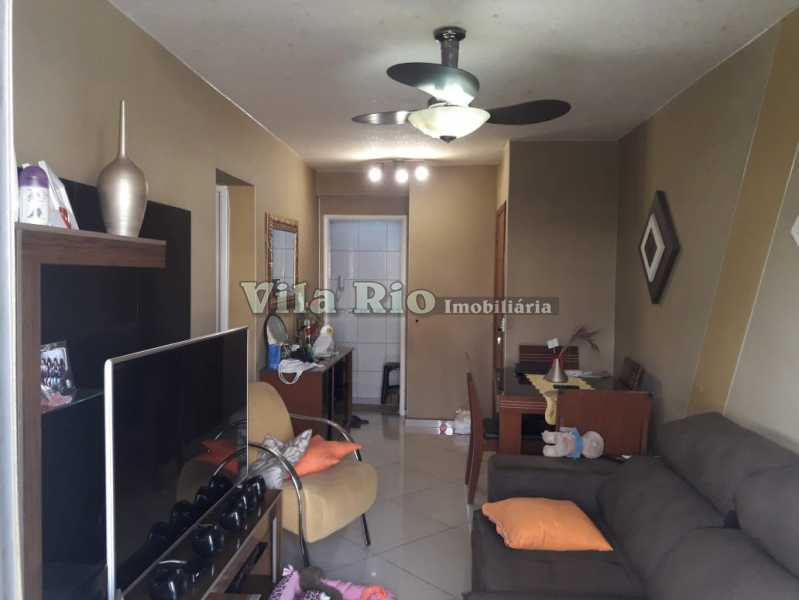 SALA 4 - Apartamento 2 quartos à venda Irajá, Rio de Janeiro - R$ 380.000 - VAP20501 - 1