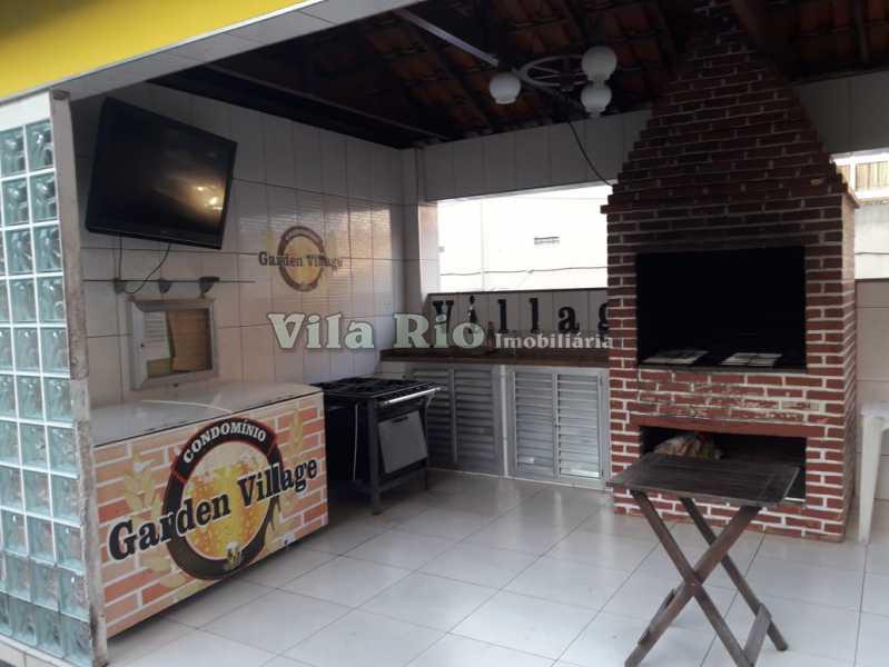 CHURRASQUEIRA - Apartamento 2 quartos à venda Irajá, Rio de Janeiro - R$ 380.000 - VAP20501 - 21