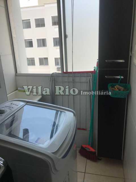Área - Apartamento 2 quartos à venda Parada de Lucas, Rio de Janeiro - R$ 185.000 - VAP20502 - 10