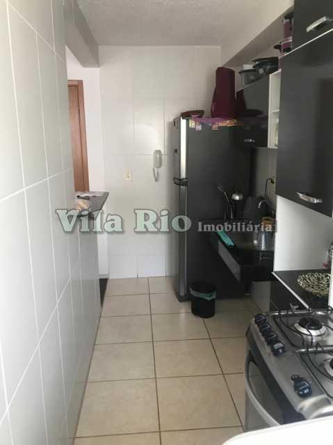 Cozinha1 - Apartamento 2 quartos à venda Parada de Lucas, Rio de Janeiro - R$ 185.000 - VAP20502 - 8