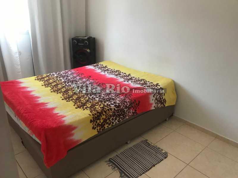 Quarto 1 - Apartamento 2 quartos à venda Parada de Lucas, Rio de Janeiro - R$ 185.000 - VAP20502 - 4