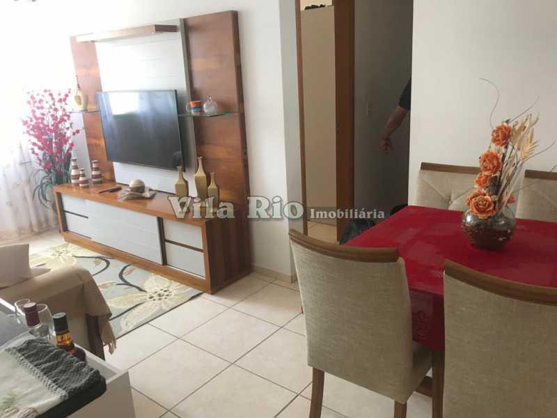 Sala - Apartamento 2 quartos à venda Parada de Lucas, Rio de Janeiro - R$ 185.000 - VAP20502 - 1