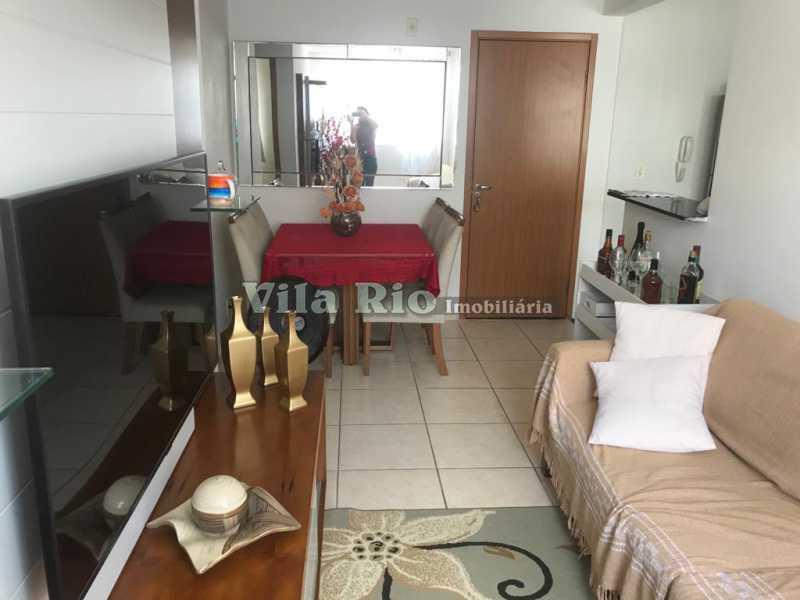 Sala1 - Apartamento 2 quartos à venda Parada de Lucas, Rio de Janeiro - R$ 185.000 - VAP20502 - 3