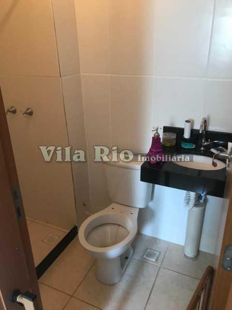 Suite - Apartamento 2 quartos à venda Parada de Lucas, Rio de Janeiro - R$ 185.000 - VAP20502 - 7