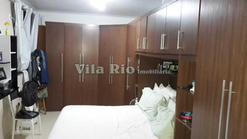 QUARTO 1. - Casa 3 quartos à venda Vila da Penha, Rio de Janeiro - R$ 960.000 - VCA30057 - 5