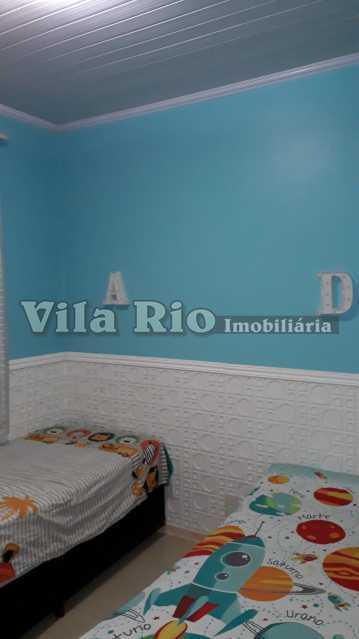 QUARTO 2. - Casa 3 quartos à venda Vila da Penha, Rio de Janeiro - R$ 960.000 - VCA30057 - 6