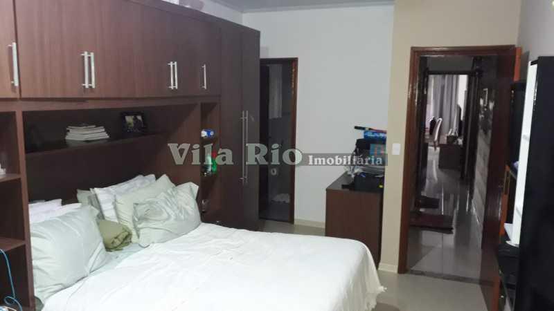 QUARTO 3. - Casa 3 quartos à venda Vila da Penha, Rio de Janeiro - R$ 960.000 - VCA30057 - 7