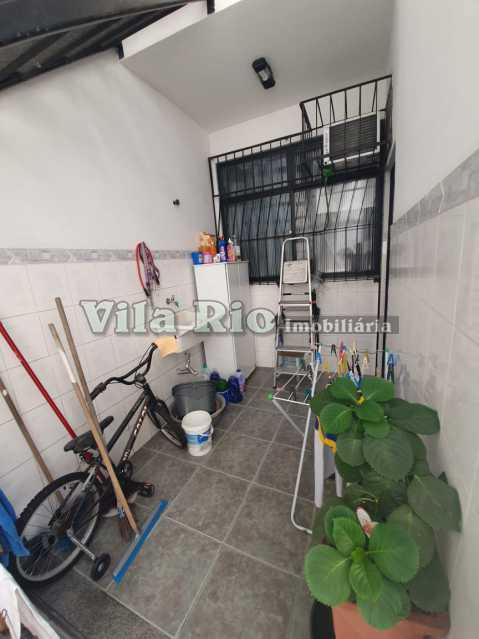ÁREA. - Casa 3 quartos à venda Vila da Penha, Rio de Janeiro - R$ 960.000 - VCA30057 - 20
