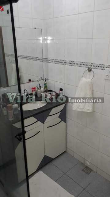 BANHEIRO 1. - Casa 3 quartos à venda Vila da Penha, Rio de Janeiro - R$ 960.000 - VCA30057 - 11