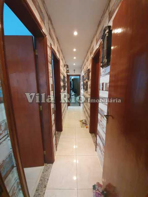 CIRCULAÇÃO 2. - Casa 3 quartos à venda Vila da Penha, Rio de Janeiro - R$ 960.000 - VCA30057 - 16