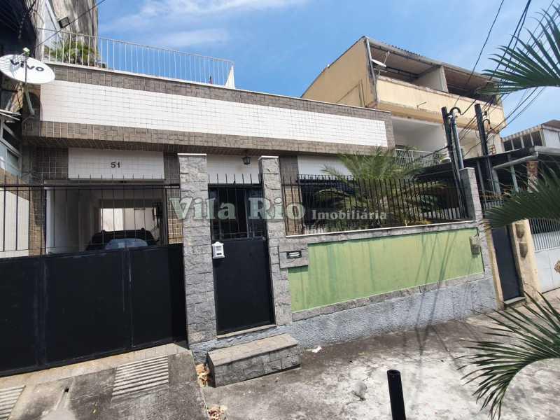 FACHADA. - Casa 3 quartos à venda Vila da Penha, Rio de Janeiro - R$ 960.000 - VCA30057 - 30