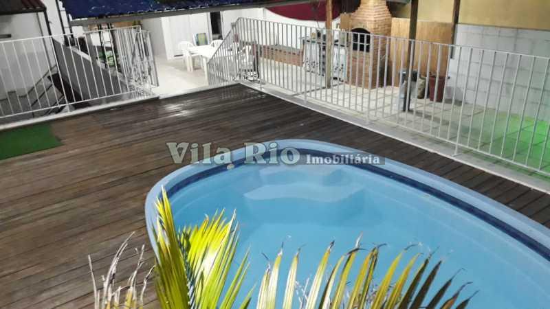 PISCINA 1. - Casa 3 quartos à venda Vila da Penha, Rio de Janeiro - R$ 960.000 - VCA30057 - 22
