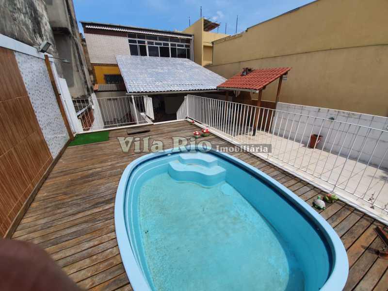 PISCINA 2. - Casa 3 quartos à venda Vila da Penha, Rio de Janeiro - R$ 960.000 - VCA30057 - 23