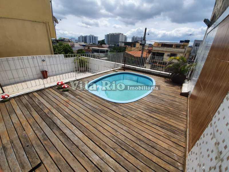 PISCINA 3. - Casa 3 quartos à venda Vila da Penha, Rio de Janeiro - R$ 960.000 - VCA30057 - 24