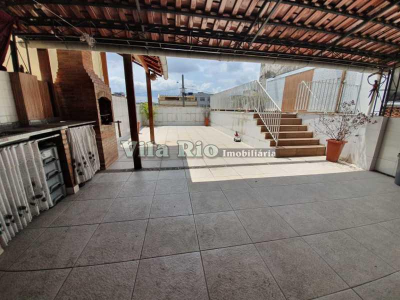 TERRAÇO 1. - Casa 3 quartos à venda Vila da Penha, Rio de Janeiro - R$ 960.000 - VCA30057 - 25