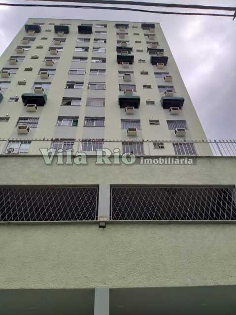 FACHADA - Apartamento 2 quartos à venda Cascadura, Rio de Janeiro - R$ 210.000 - VAP20511 - 1
