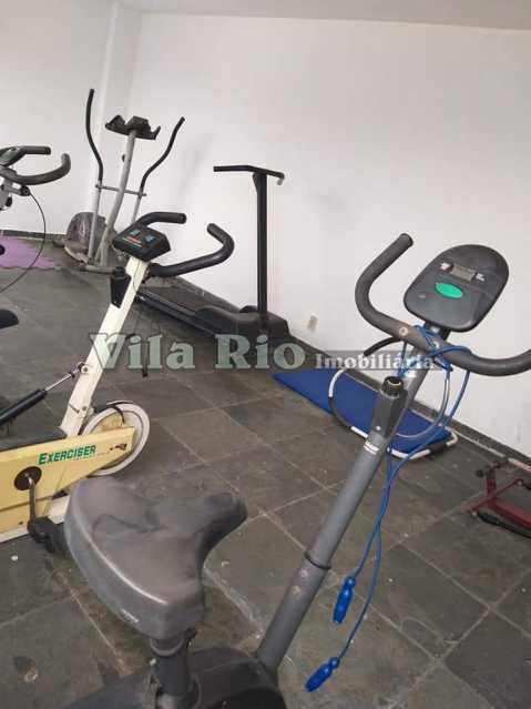 ACADEMIA - Apartamento 2 quartos à venda Cascadura, Rio de Janeiro - R$ 210.000 - VAP20511 - 18